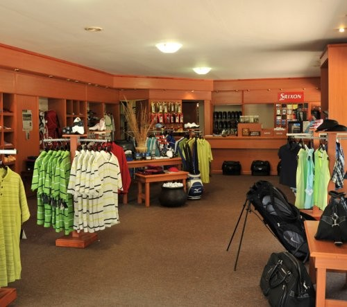 Golf-store