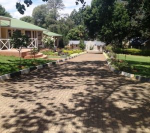 Hotel-grounds